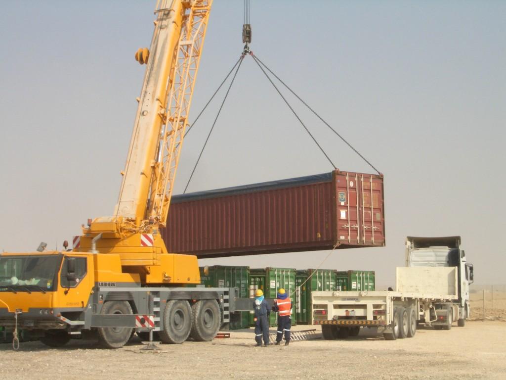 Ocean freight 3